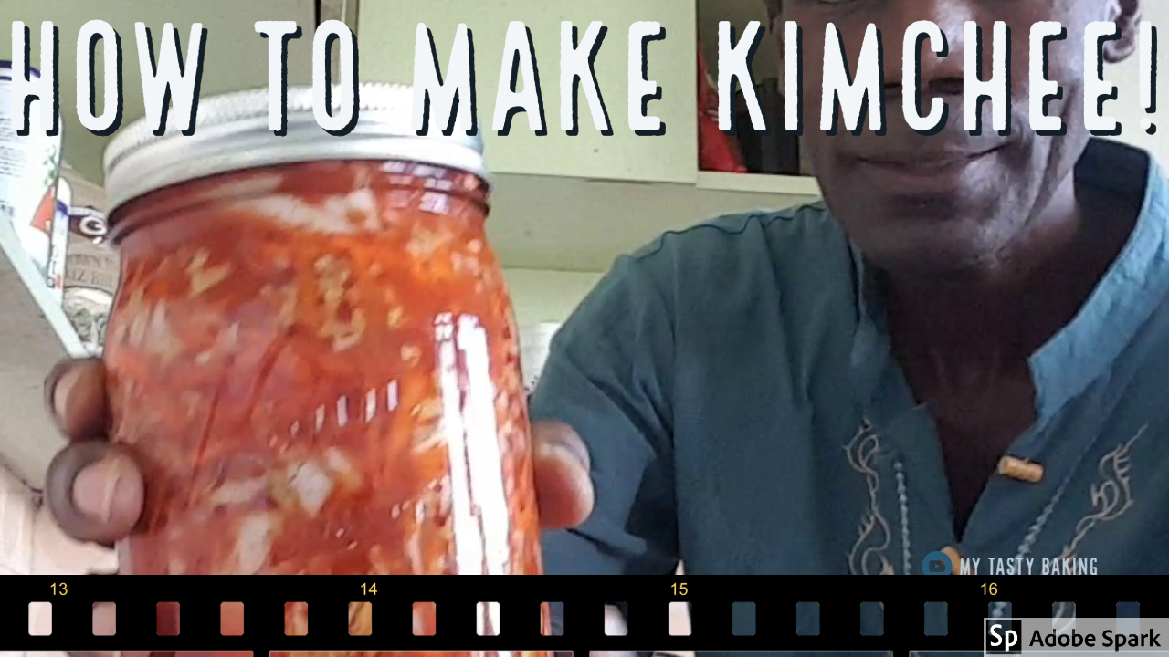 How to make kimchee